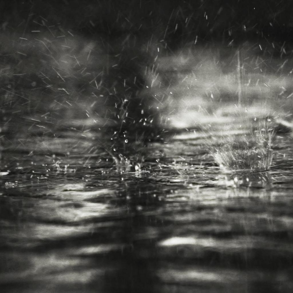 Raindrop Wallpaper Iphone X Rendered Bits Ipad Rain Wallpaper