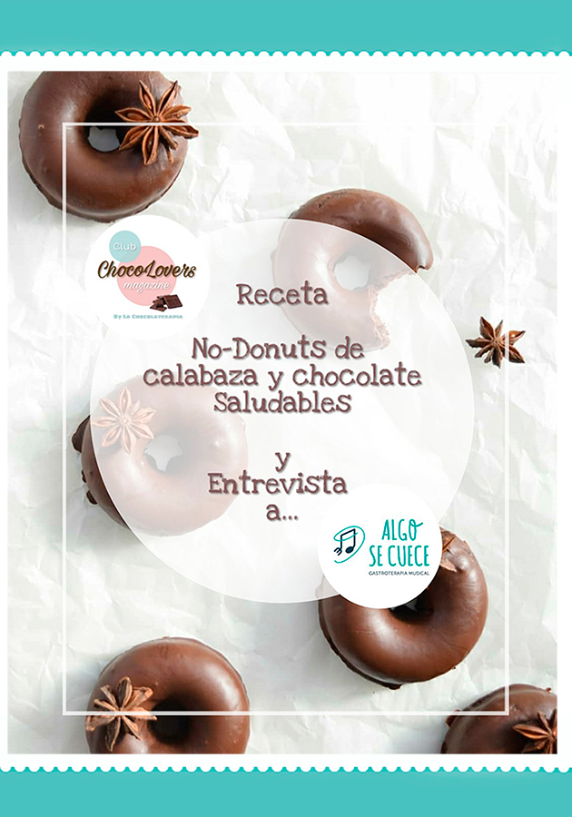 Miembro del Club Chocolovers Magazine