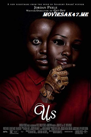 Us (2019) Full English Horror Movie HD-CAM Download 480p 720p