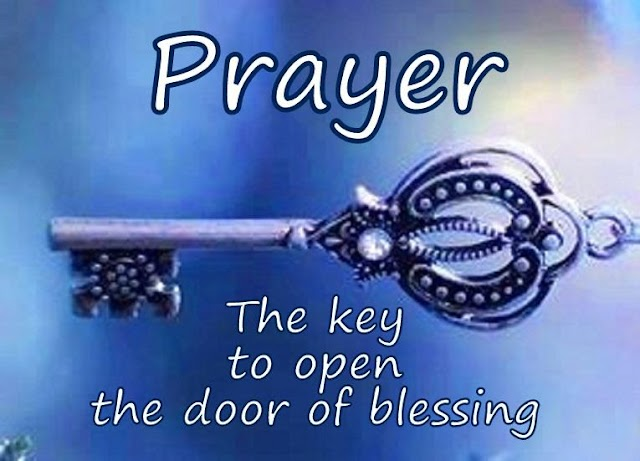 Key to Open the Door of Blessing