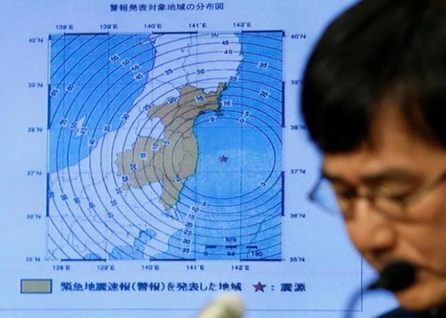 Alerta tsunami Japón por terremoto 7,3 grados
