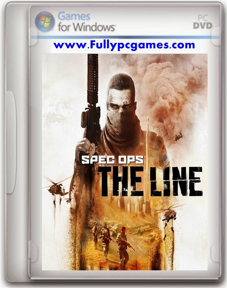 Spec Ops: The Line Free Download full version pc game …
