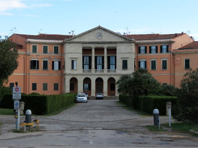 Casini of Ardenza by Giuseppe Cappellini, Viale Italia, Livorno