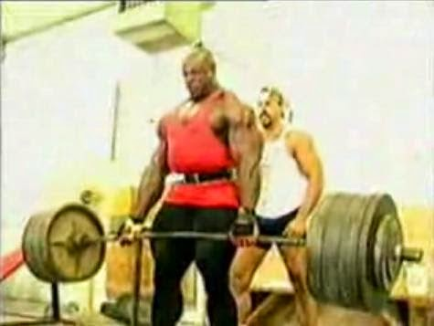 STRENGTH FIGHTER™: Ronnie Coleman Workout Routine