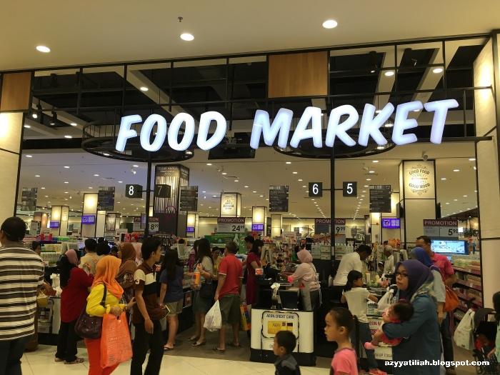 Apa Yang Menarik Di Aeon Mall Seksyen 13 Shah Alam