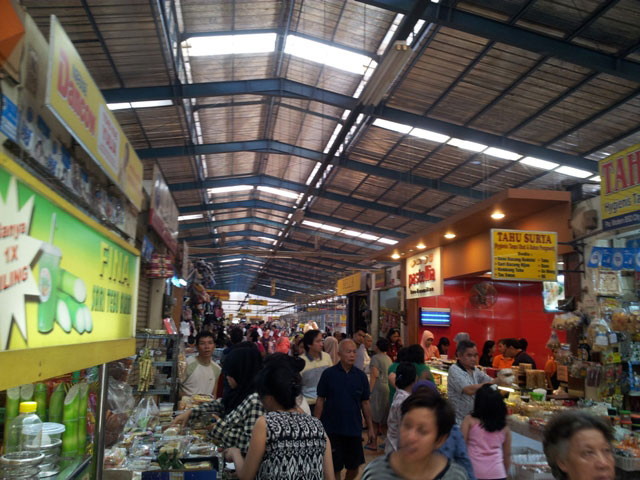 Pasar Langsa Lama