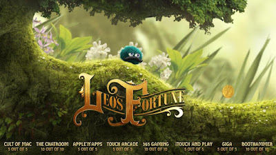 Leo's Fortune (PAID) APK + OBB for Android