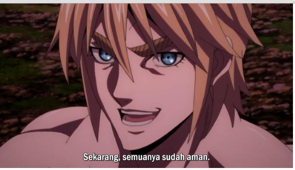 Download Anime Terra Formars: Revenge Episode 8 [Subtitle Indonesia]