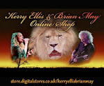 Tienda virtual Brian May y Kerry Ellis