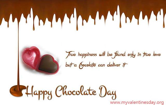 Chocolate Day Shayari for Girlfriend