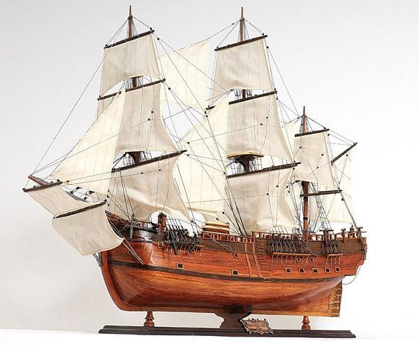 HMS Endeavour Tall Ship Model