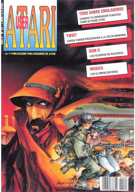 Atari User #24 (24)