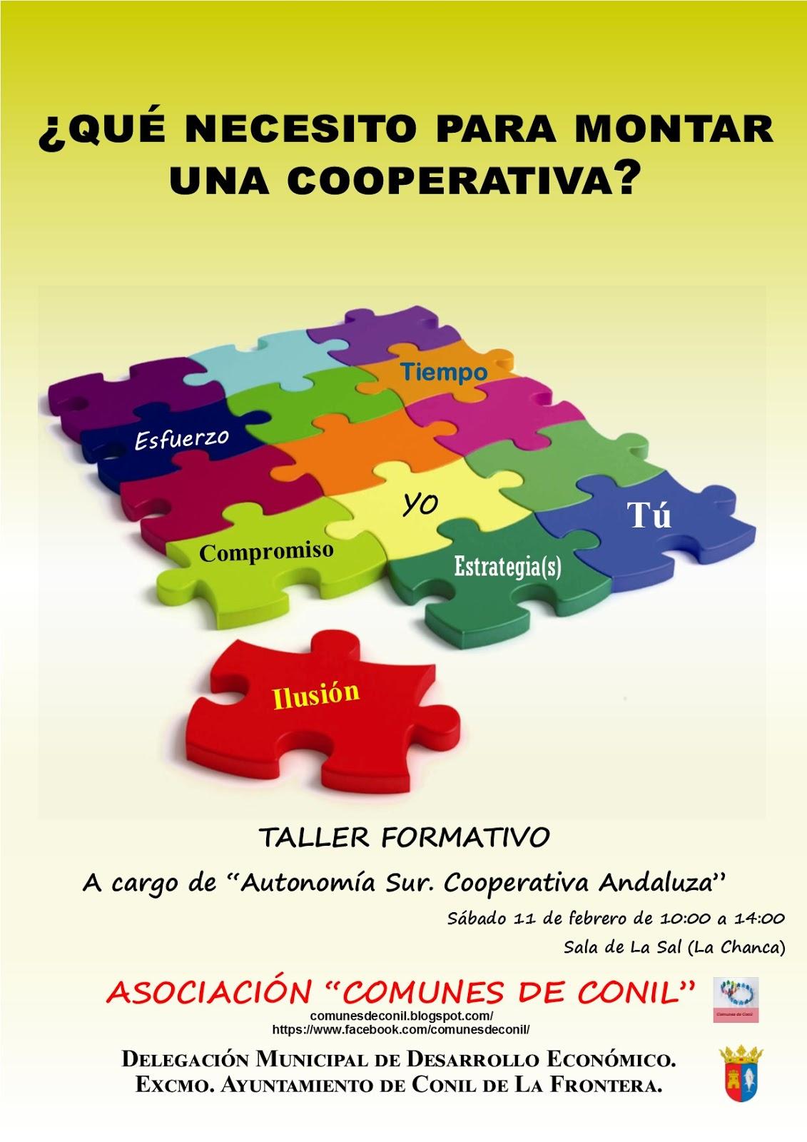 Comunes de conil qu necesito para montar una cooperativa - Que necesito para pedir una hipoteca ...