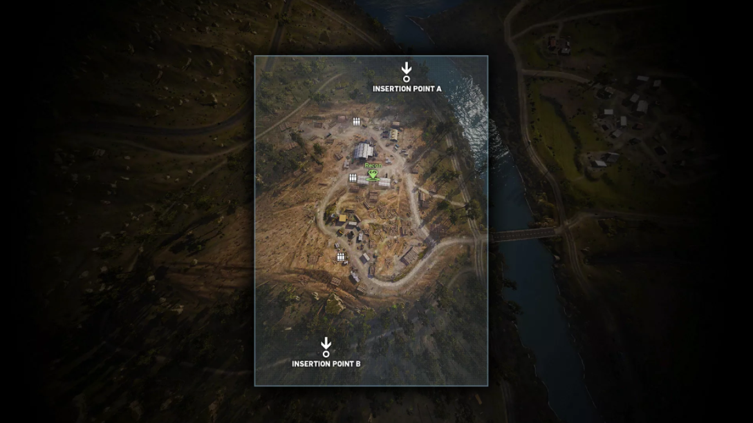 Ghost Recon Wildlands PVP Maps Leaked ~ INSTAGAME LABS on