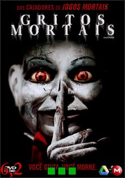 Gritos Mortais Dublado – BDRip