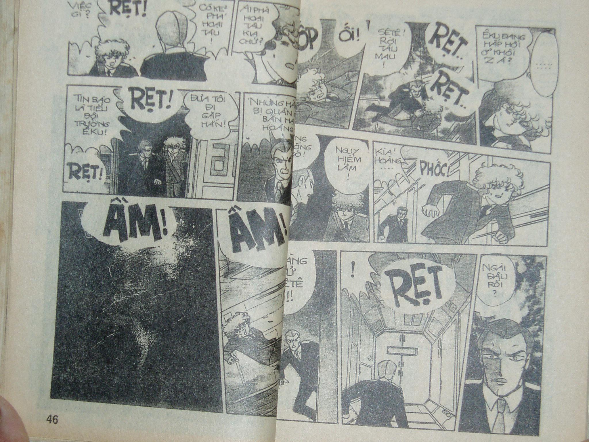 Siêu nhân Locke vol 13 trang 22
