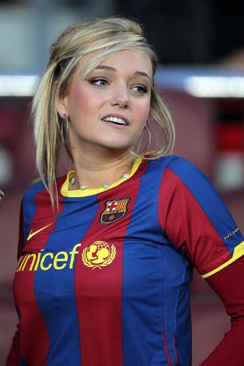 girls from barcelona