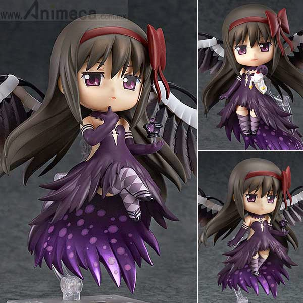 DEVIL HOMURA NENDOROID FIGURE Puella Magi Madoka Magica the Movie Rebellion Good Smile Company