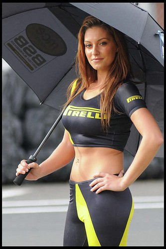 sexiest grid girls and pit babes pictures latest gadget