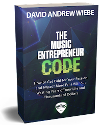 Get The Music Entrepreneur Code