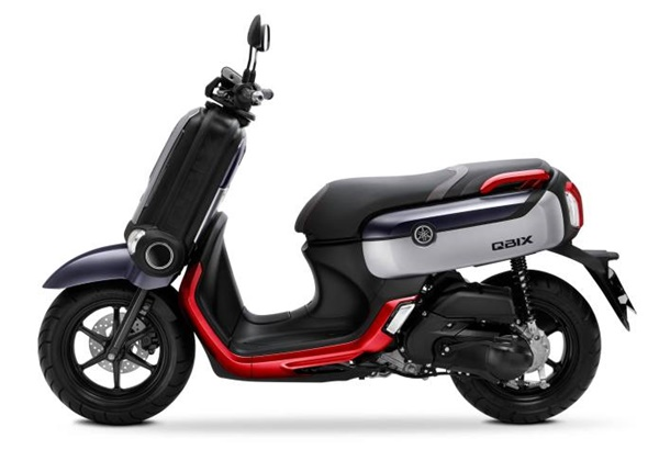 Bagaimana Kalau YIMM hadirkan Yamaha QBIX 125