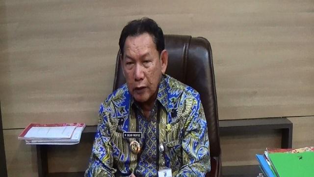 Walikota Pekalongan - H.M Saelany Machfudz