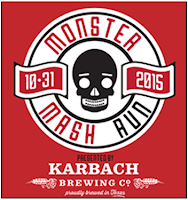 Monster Mash Run with Karbach Brewing Company - Houston's Halloween Fun Run