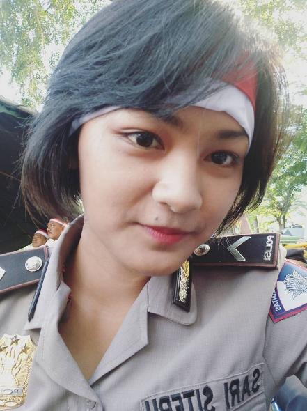 Dp Bbm Polwan Cantik Lucu  Lowongan Kerja Indonesia