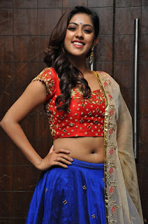 anu emmanuel at Majnu audio launch
