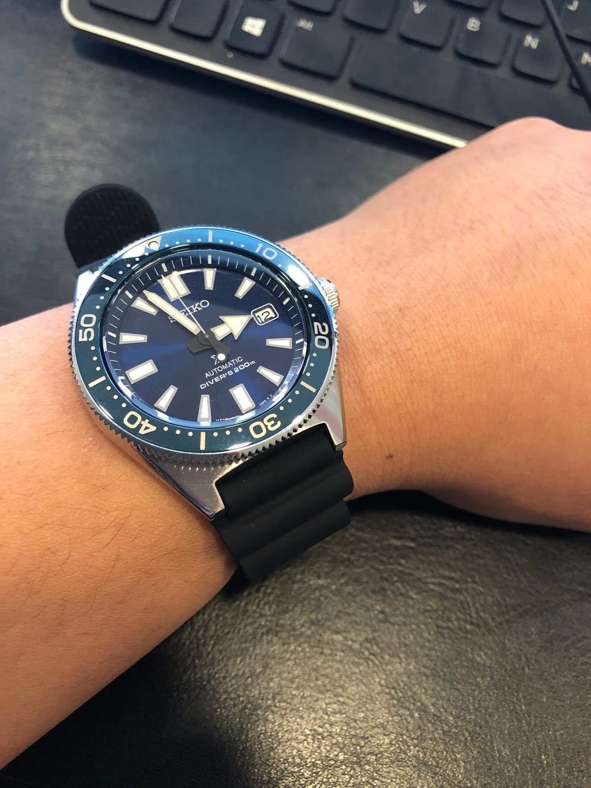 My Eastern Watch Collection: SEIKO Prospex 200M Diver