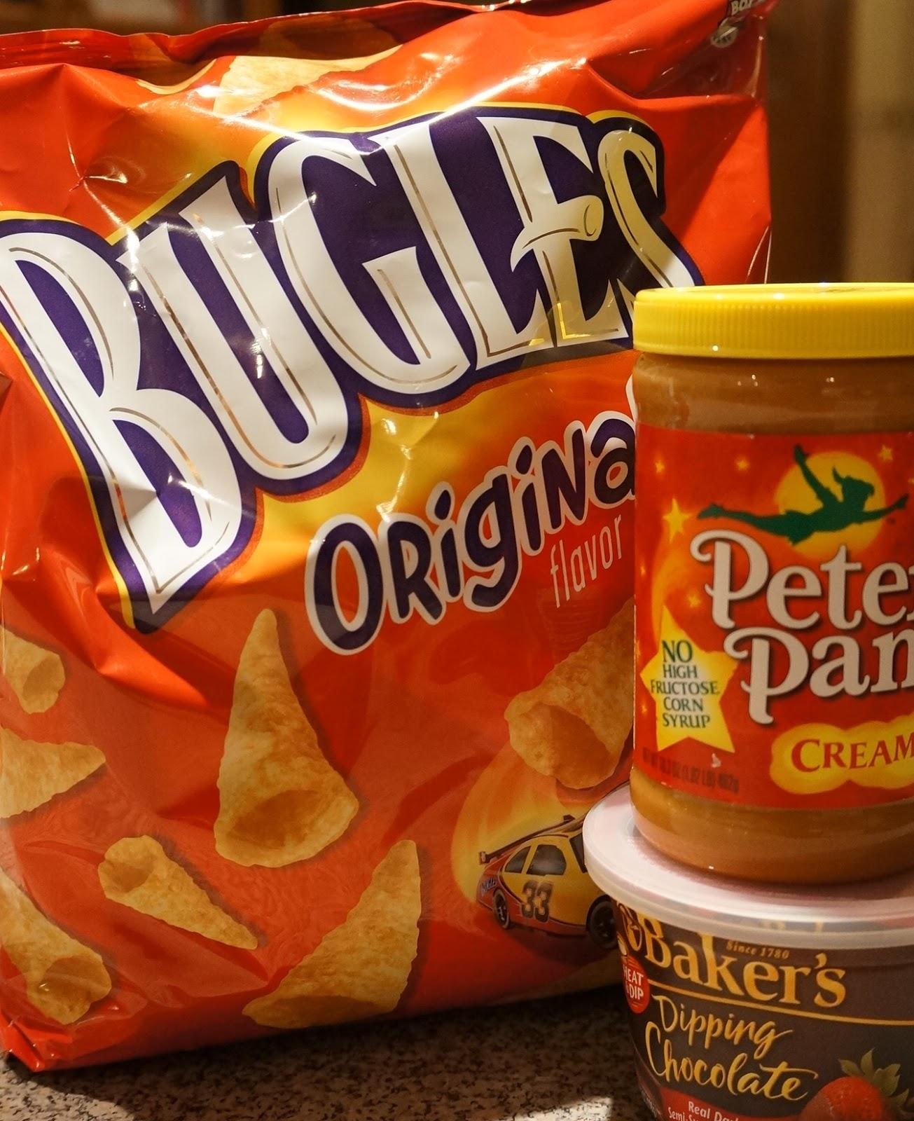 Throwing Home Boogy Woogy Bugle Snacks