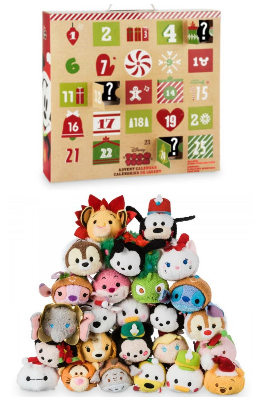 Hannah Marie Tsum Tsum Plush Advent Calendar Calendar