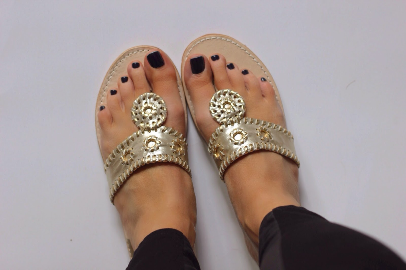 4c5c0e5fff8085 Stylin in St. Louis  Palm Beach Sandals and a Giveaway….