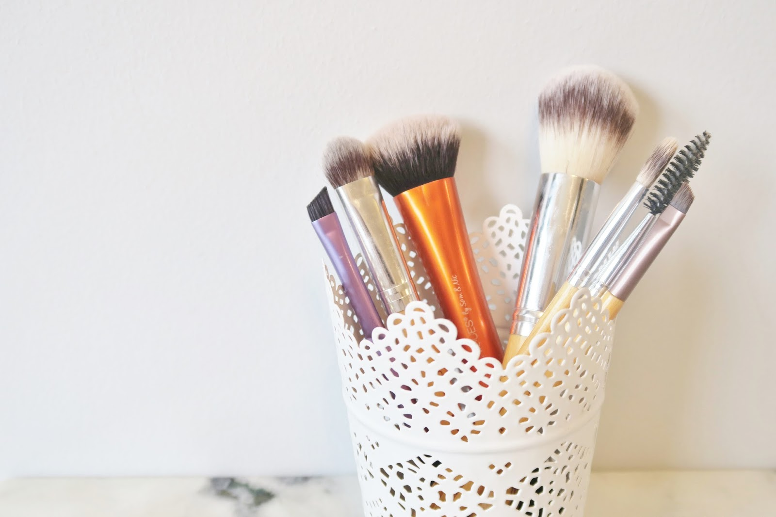 Top Cruelty Free & Vegan Makeup Brushes