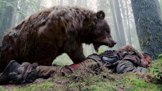 فيديو| ملايين المشاهدات لفيديو الدببة ومؤسس فيسبوك يضغط 'لايك' ! كيف نجا هذا الرجل بعد تعرضه لهجوم مروع ؟!