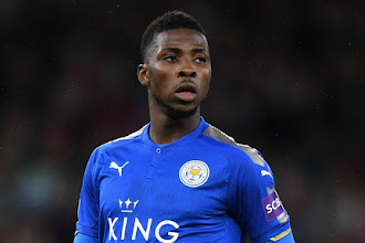 Iheanacho could play against Brighton - Puel
