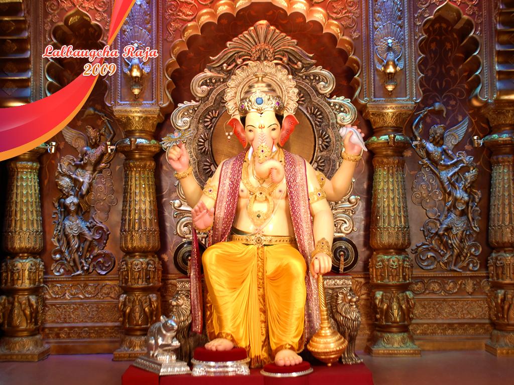 Ganesha lalbaugcha raja hd wallpaper images lalbaugcha raja hd wallpaper altavistaventures Images