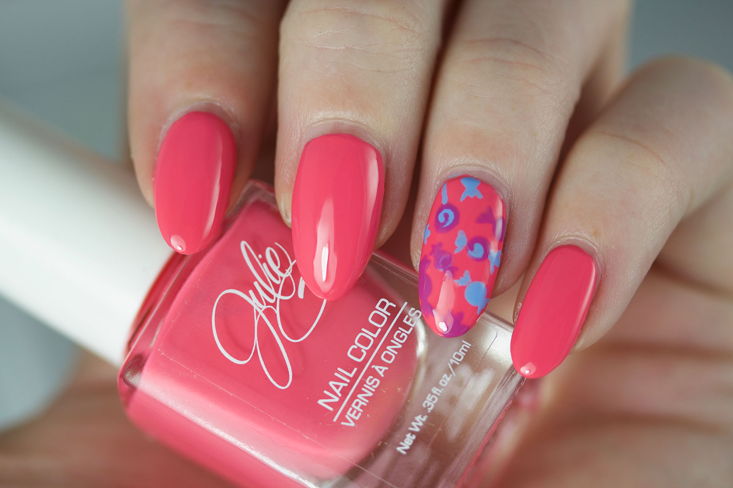 The Daily Nail, Jesse's Girl, Julie G, Julie's Fave, Swatch