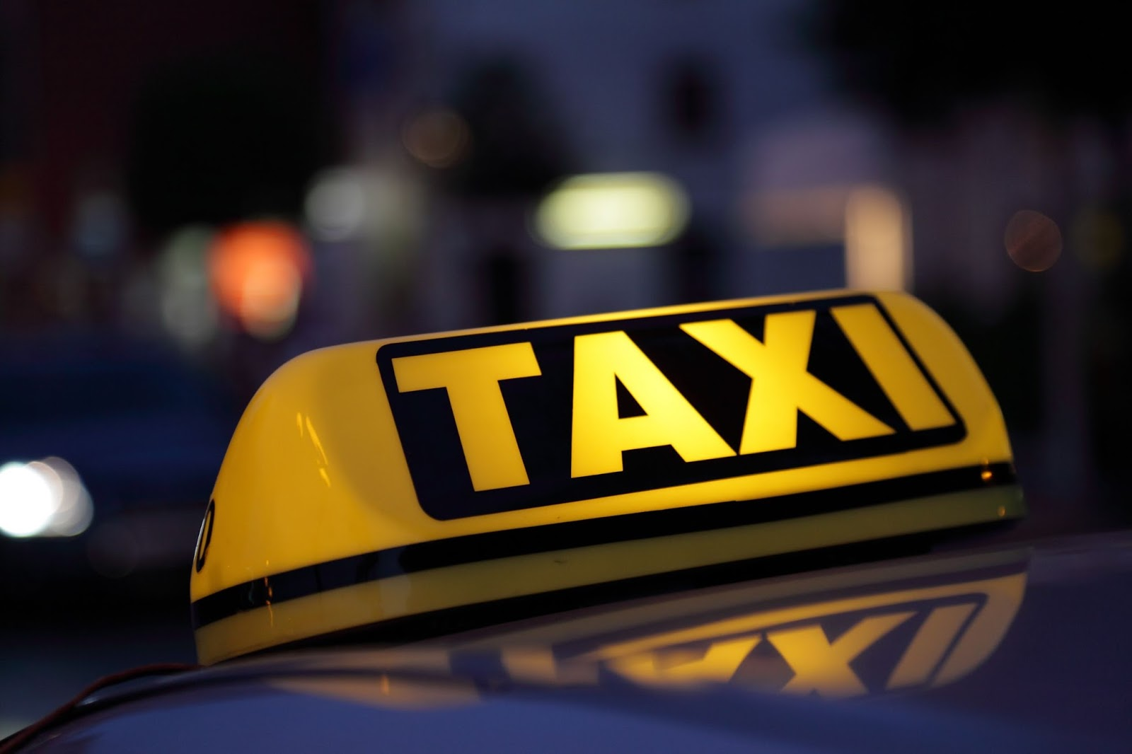 Cartão de visita criativo para taxistas 01