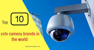 top 10 cctv brand in world