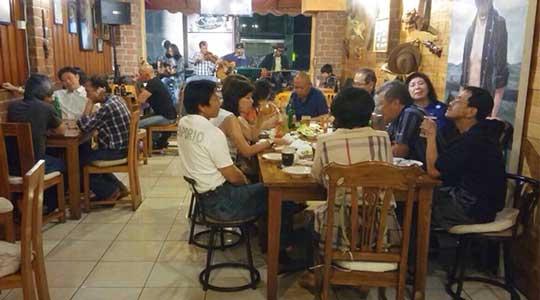 resto and hangout cirebon tawarkan pulsa gratis