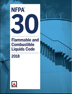 NFPA 30 -2018;Flammable and Combustible Liquids Code