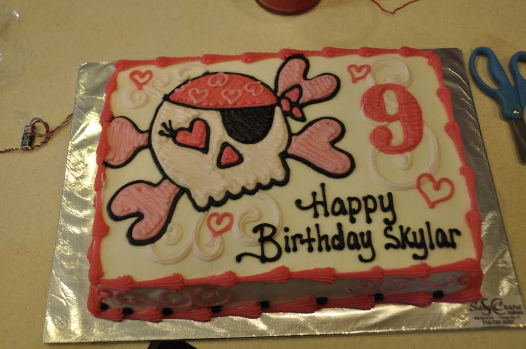 The Daily Life Of The Dean S Happy 9th Birthday To Skylar