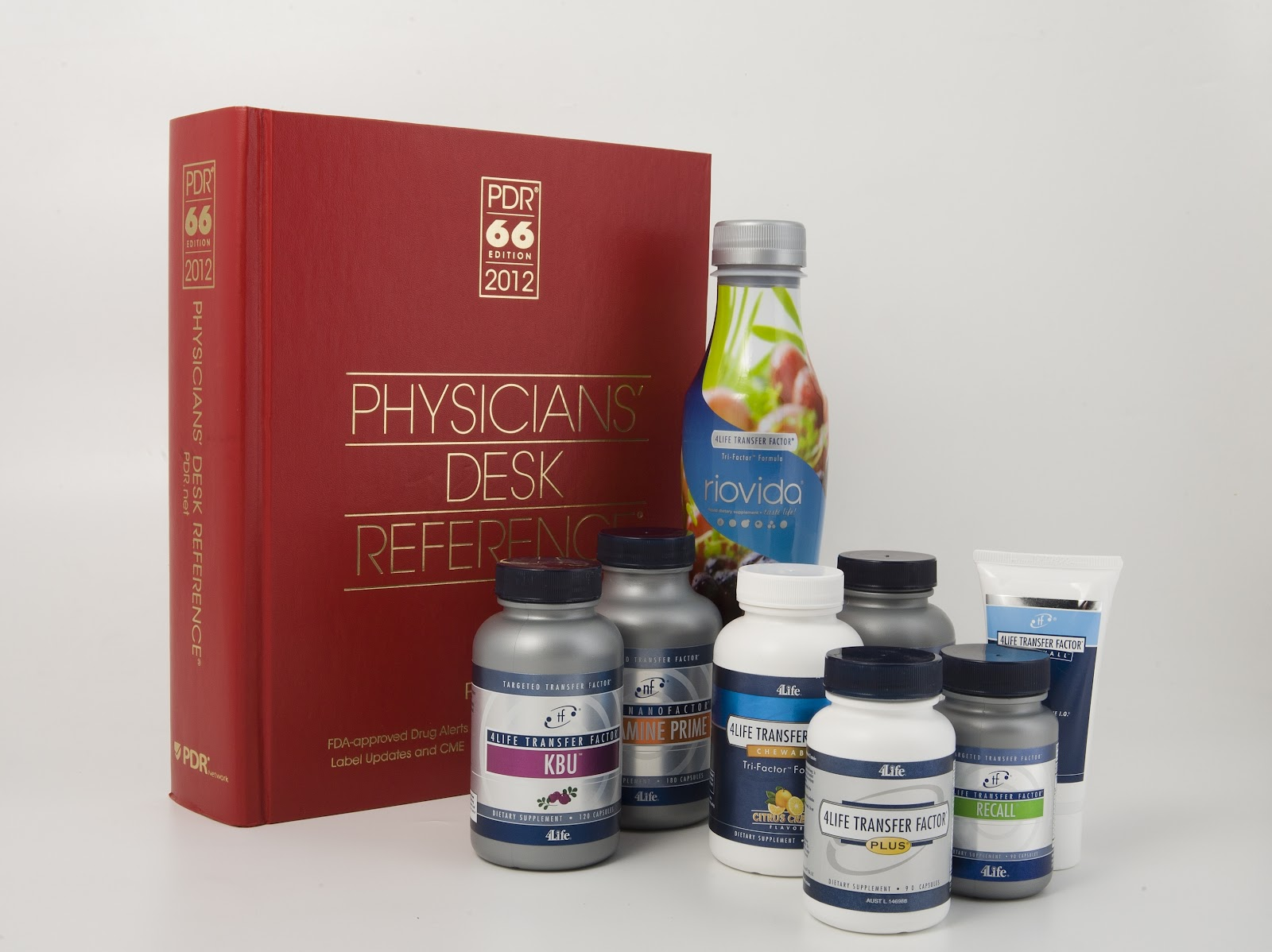David And Bianca 4life Products Are In The Pdr