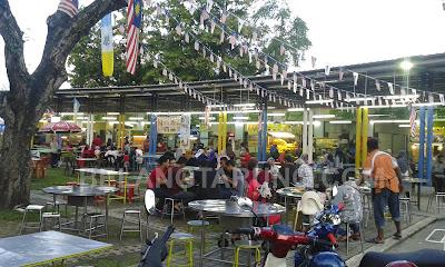 Gerai Makan Padang Brown Penang