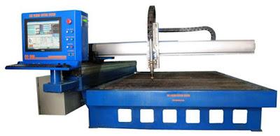 Hình ảnh máy cắt plasma CNC