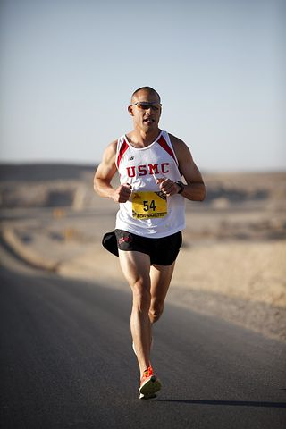 jogging best for health