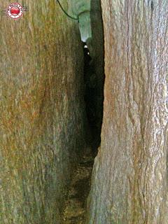 Antiguo acueducto romano de acceso a la Acceso a la Cueva Urbana de Tarragona