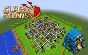 Clash of Clans (COC) Mod Apk Terbaru 2019 (Unlimited Money, Gems, Elixir)