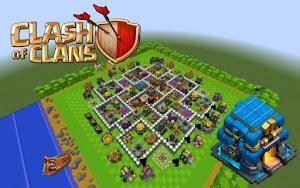 Clash of Clans (COC) Mod Apk Terbaru 2019 (Unlimited Money, Gems, Elixir)